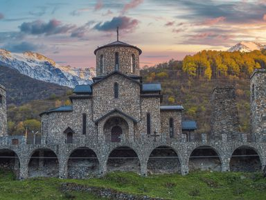 Из Владикавказа — в старинную Северную Осетию