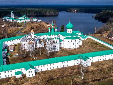 Александро-Свирский монастырь— побывать всеверной лавре