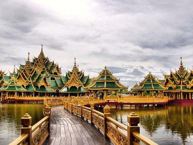 Удивительный и древний Муанг Боран