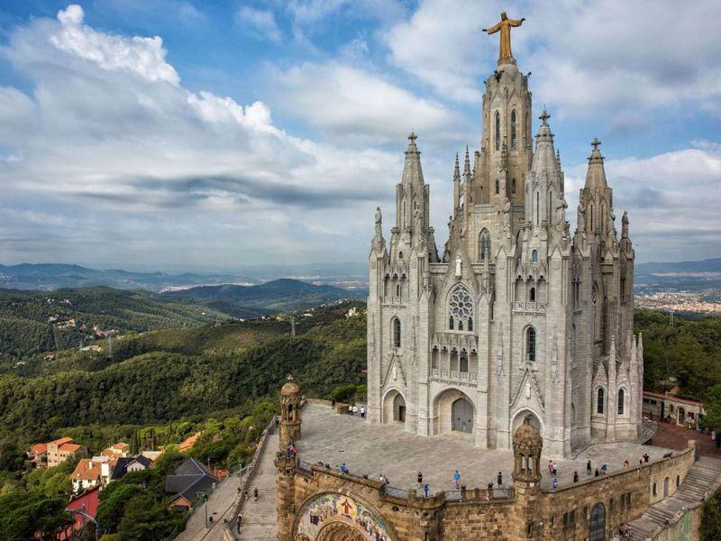 Экскурсия Барселона как на ладони