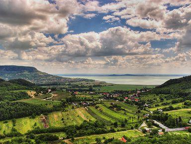 Красоты озера Балатон: поездка в Балатонфюред, Тихань и Хевиз
