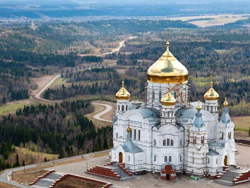 Экскурсия Путешествие к Белогорскому монастырю