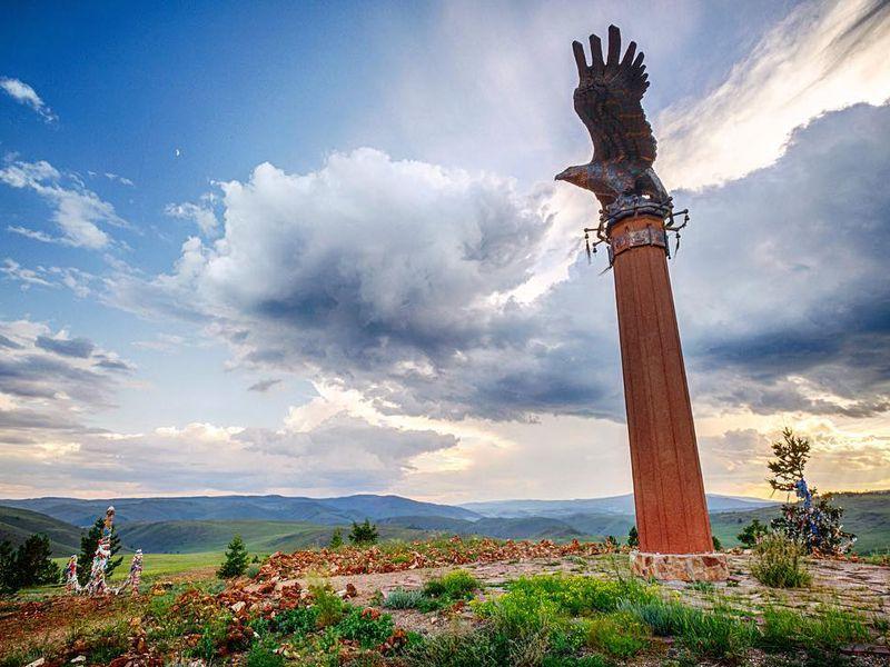 Экскурсия Джип-тур поТажеранской степи— кбухтам Байкала