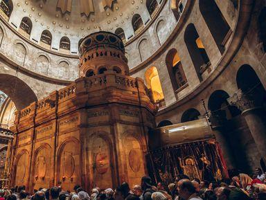 Экскурсии в Храм Гроба Господня на русском языке – отзывы и цены на экскурсии 2021 года