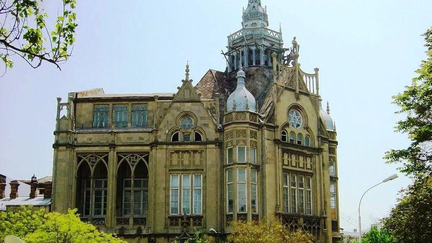 Шедевры архитектуры Баку