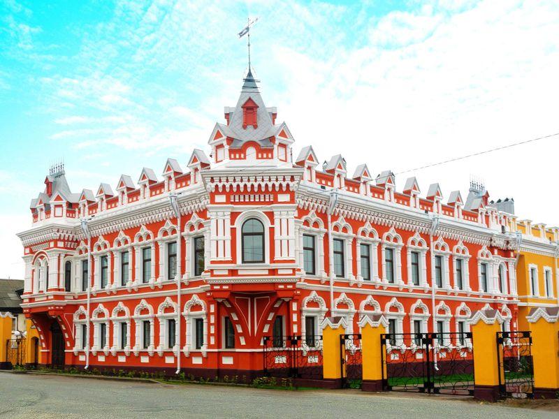 Экскурсия Из Ижевска в Сарапул!