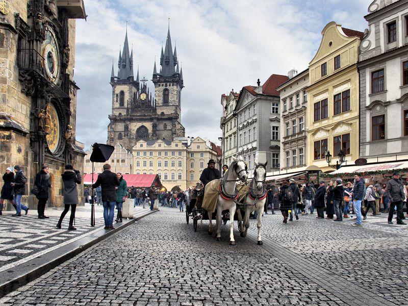 Экскурсия Здравствуй, красавица Прага!