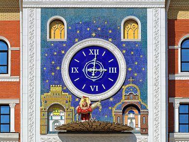 Йошкар-Ола — мозаика старины, современности и эпоса