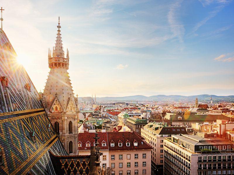 Экскурсия Вена — первая встреча