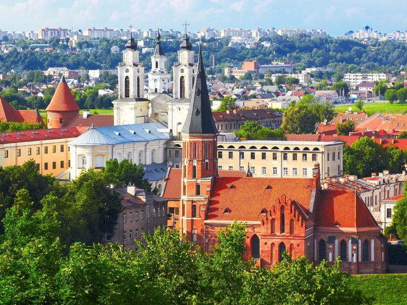 Экскурсия Вильнюс, Тракай, Каунас — три столицы