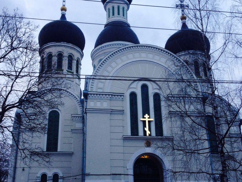 Неспокойная прогулка по Московскому форштадту