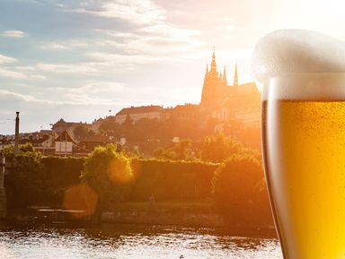 Пивная Прага