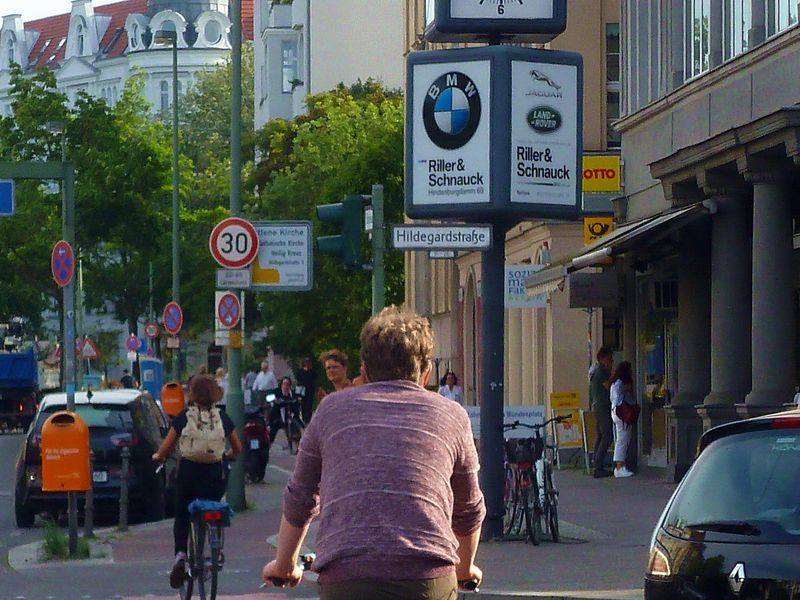 Экскурсия «Немецкий Оксфорд» — велотур в совсем другой Берлин