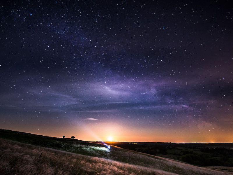Экскурсия Ночь в калмыцкой степи: по следам кочевников
