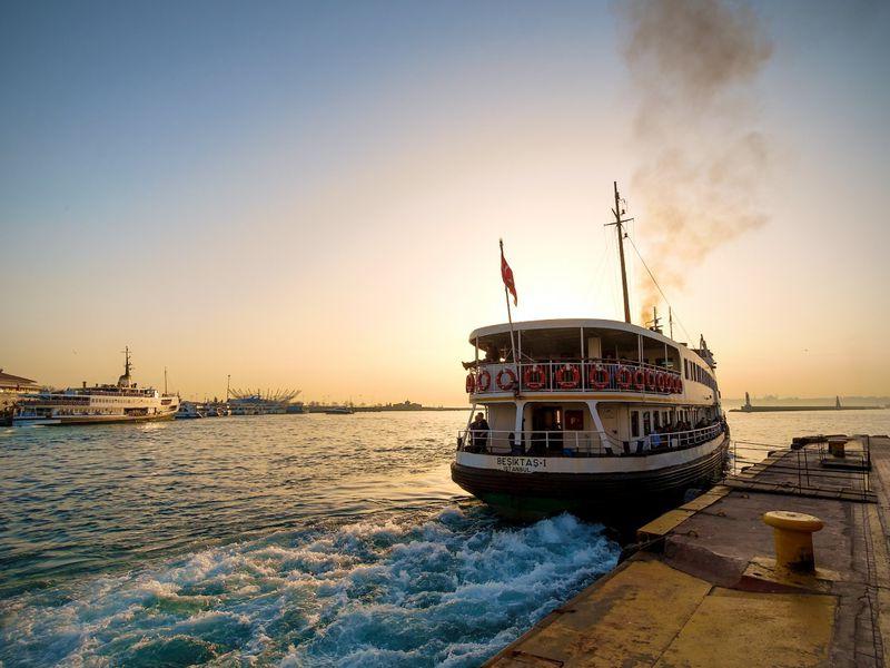 Экскурсия Стамбул: два континента за 1 день