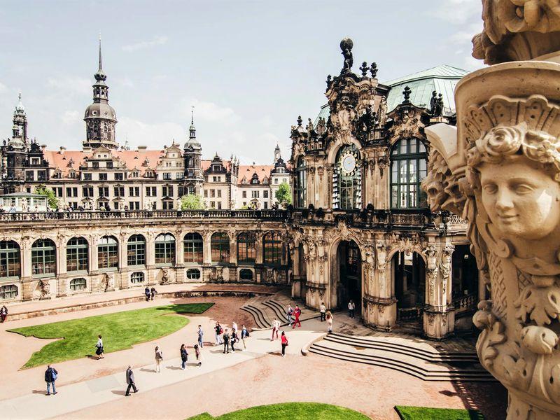 Экскурсия Прага — Дрезден: групповая экскурсия в столицу Саксонии
