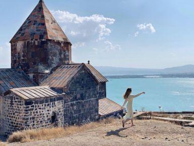 Армянское море и древние монастыри