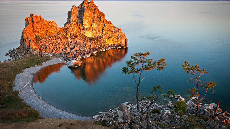 Знакомство с Байкалом за один день