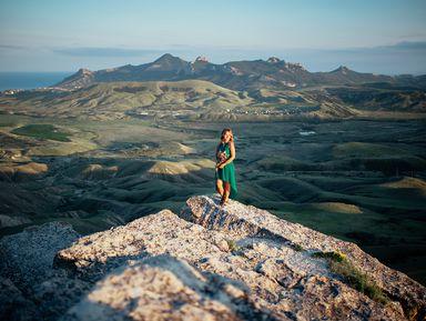 Большое путешествие по степному Крыму