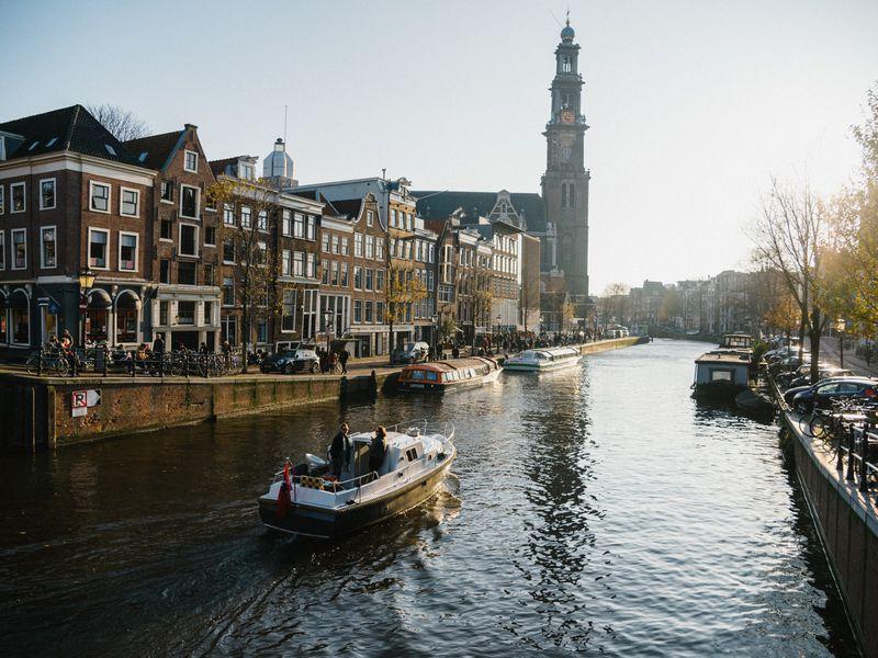Экскурсия Амстердам глазами амстердамцев