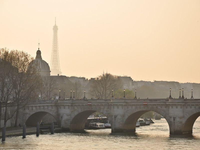 Экскурсия Обзорная пешая экскурсия по Парижу