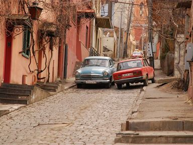 Cкрытые сокровища Тбилиси