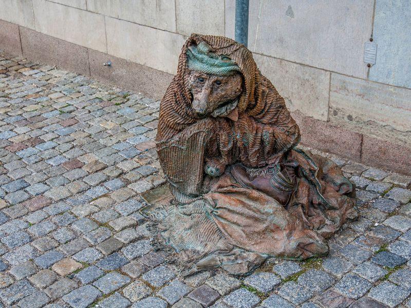 Экскурсия Стокгольм и его необычные памятники