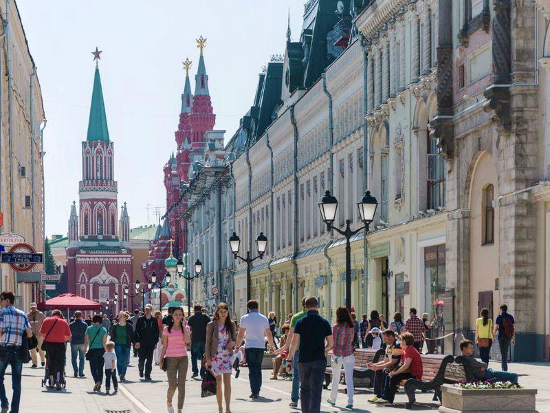 Фото Святыни Москвы вокрестностях Красной площади