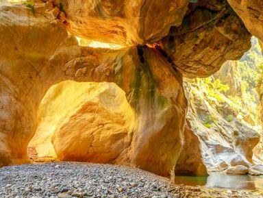 Эко-тур в античный Тлос и ущелье Саклыкент