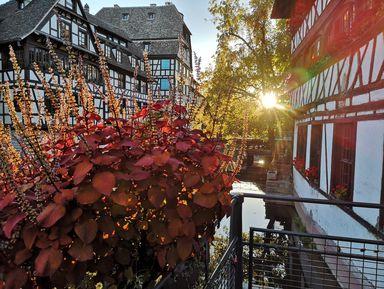 Страсбург: Франция снемецким акцентом