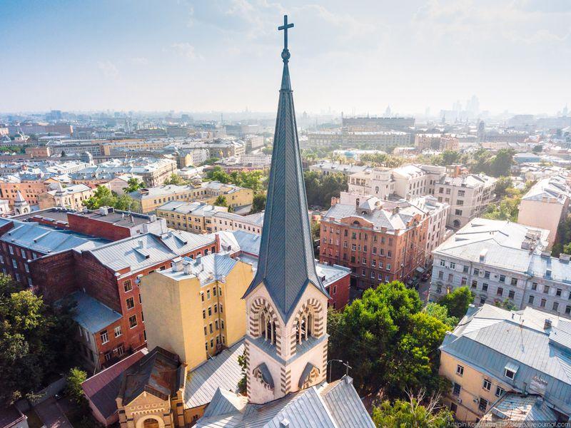 Экскурсия Москва, Moscow, Mosca: столица с акцентом