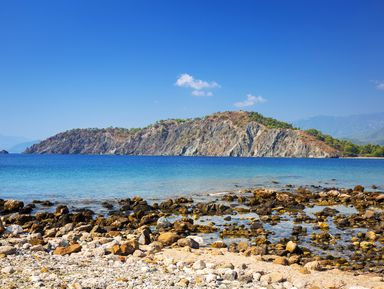 ИзАнтальи: Древний Фазелис ипоездка нафуникулёре