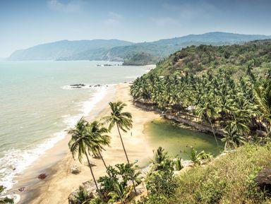 Неизведанные пляжи Северного Гоа