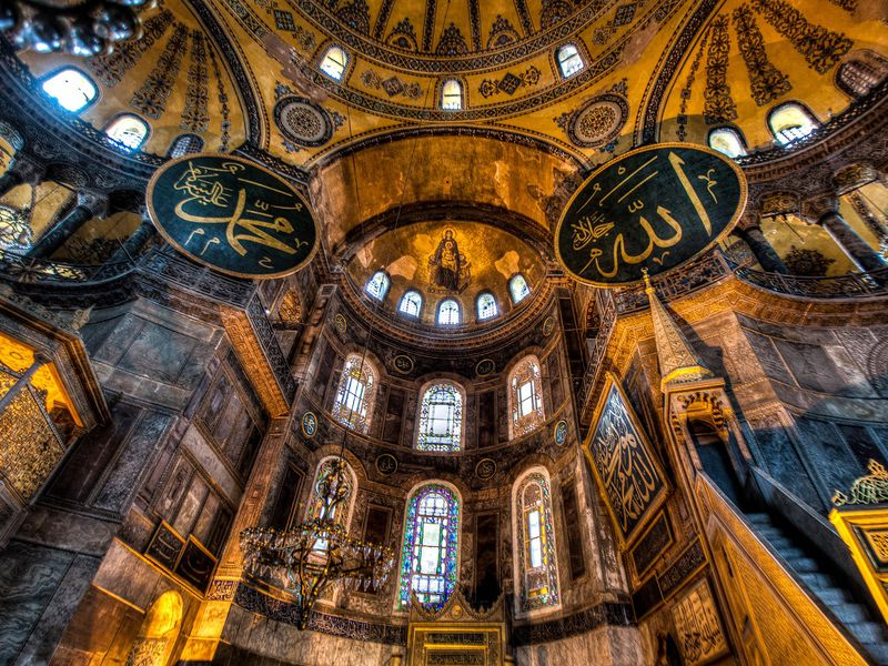 Экскурсия Ключ к сердцу Стамбула