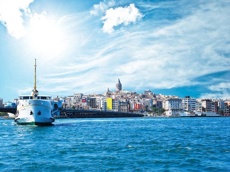 Экскурсия Стамбул во всей красе