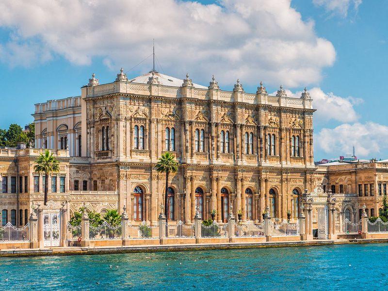 Экскурсия Три сокровища Стамбула