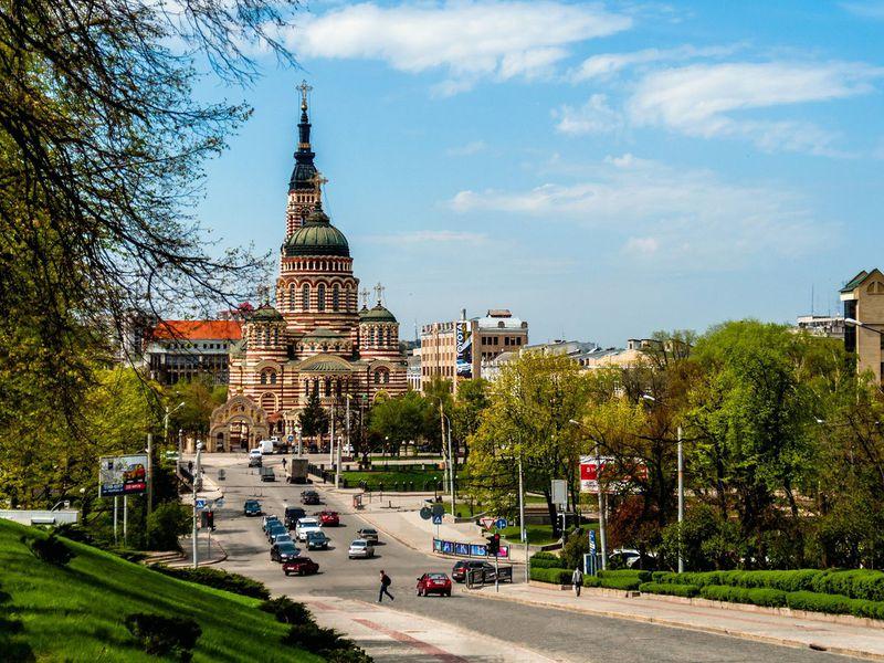 Туристический Харьков: что посмотреть туристам?