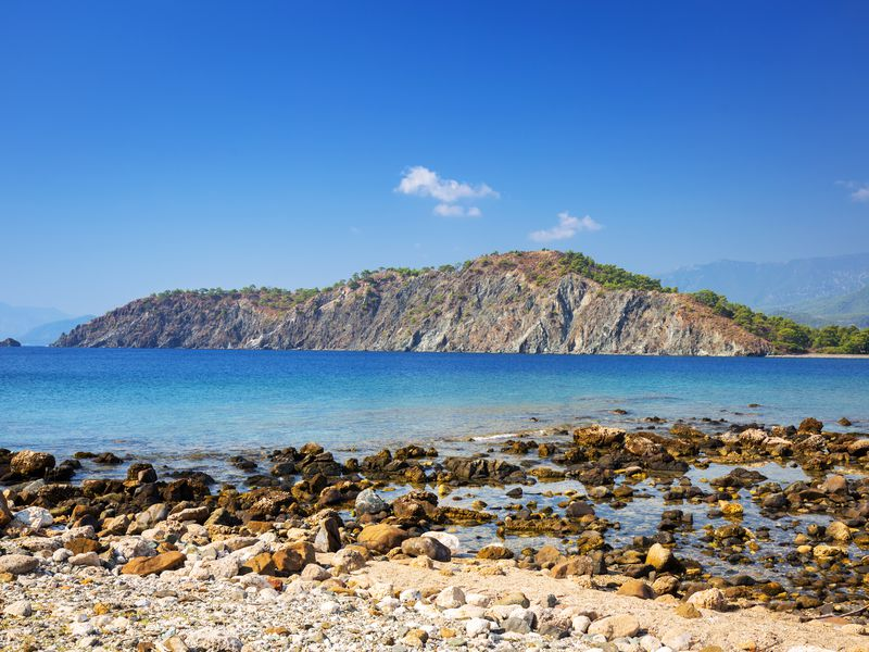 Экскурсия ИзАнтальи: Древний Фазелис ипоездка нафуникулёре
