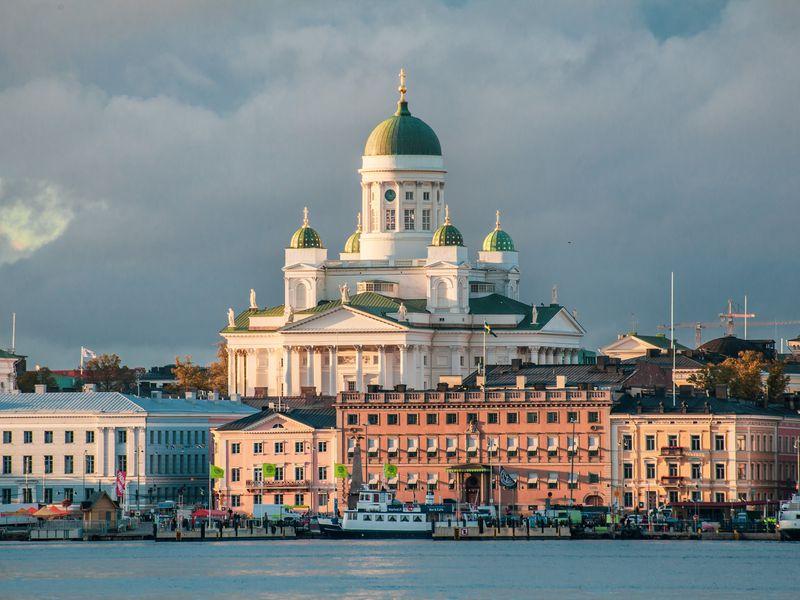 Экскурсия Все самое важное в Хельсинки за 2,5 часа