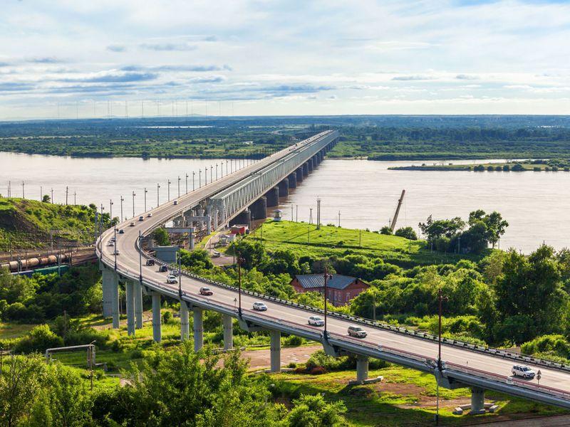 Экскурсия Хабаровск— город большой реки
