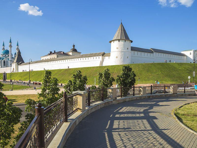 Экскурсия Казанский кремль: репортаж изпрошлого