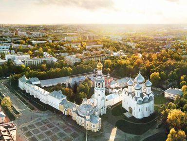 Неповторимая Вологда
