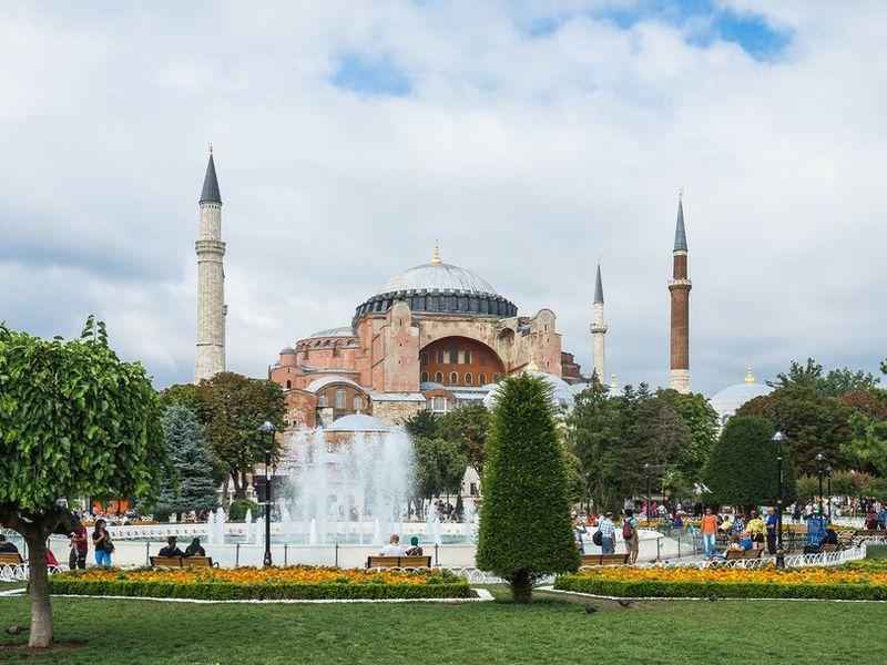 Экскурсия Первые шаги в Стамбуле