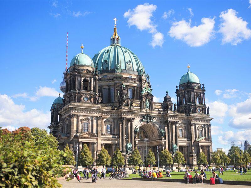 Экскурсия Берлин на все 100. Дорогами Фридриха