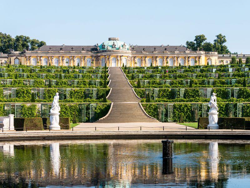 Экскурсия Дворцы и замки Гогенцоллернов. Потсдам