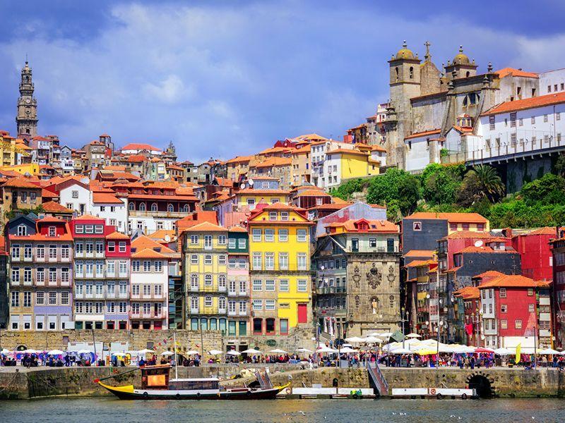 Экскурсия Порту — любовь с первого взгляда