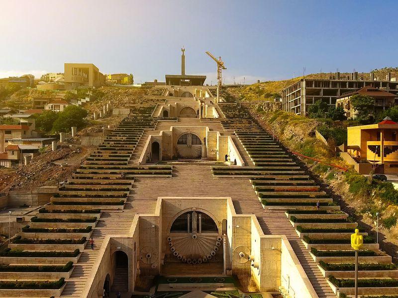 Экскурсия Ереван известный и неизведанный