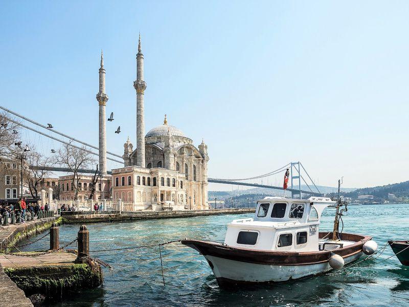 Экскурсия Стамбул и Босфор — вечный дуэт