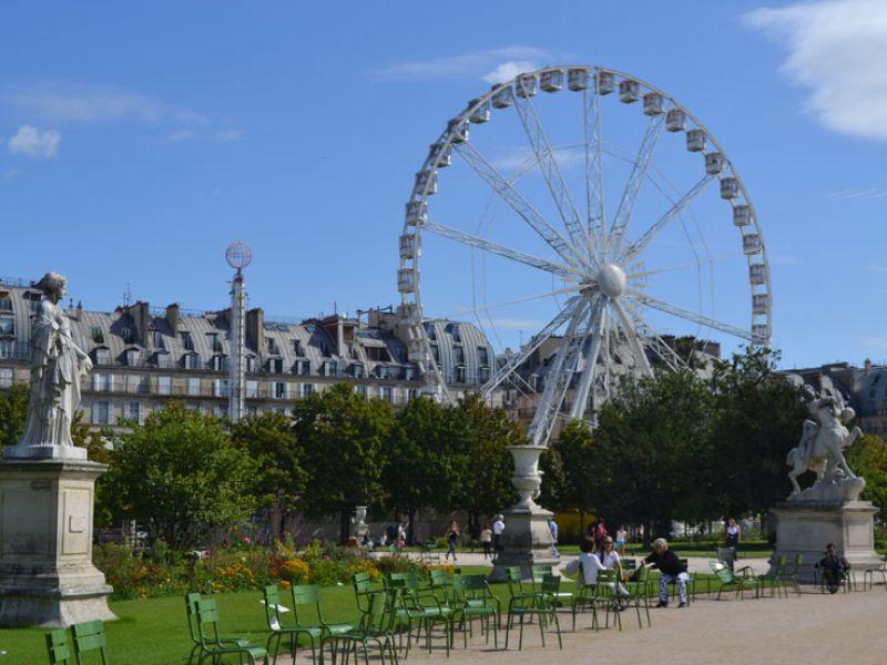 Фото Обзорная экскурсия «Один день в Париже»