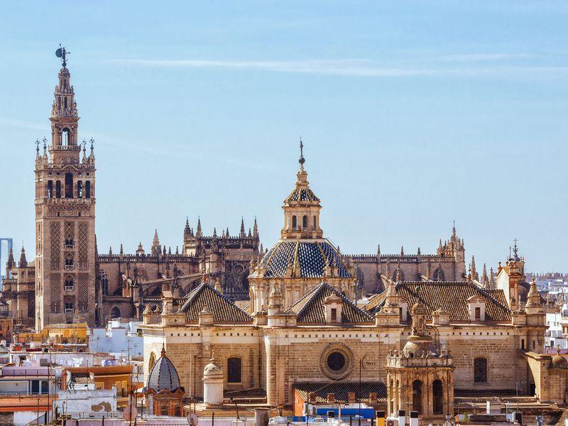 Экскурсия Севильский собор и его великое прошлое